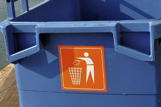 Basel jagt Müllfrevler künftig mit Abfallpolizisten