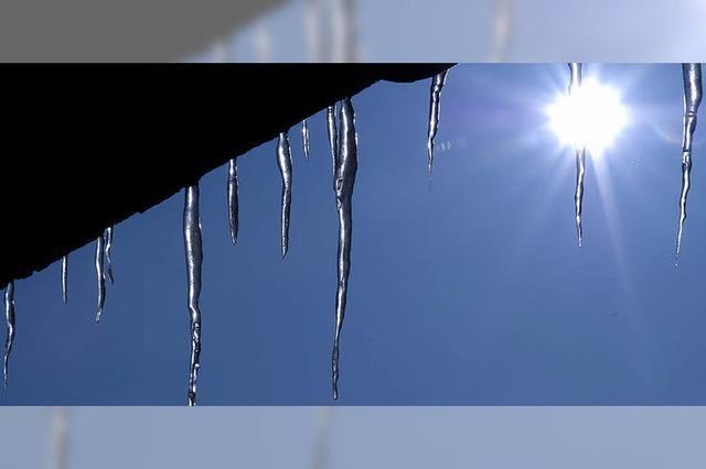 Winter sollen kalt bleiben