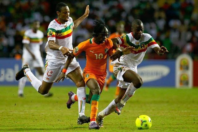 Dembélé mit Mali ausgeschieden – Sambia im Finale