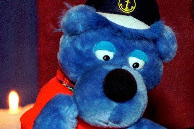 Wer macht Käpt'n Blaubär wieder gesund?