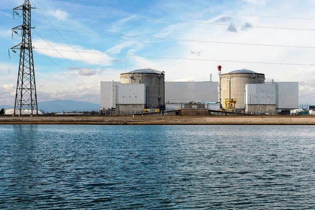 Sarkozy lässt Atomkraftwerk Fessenheim in Betrieb