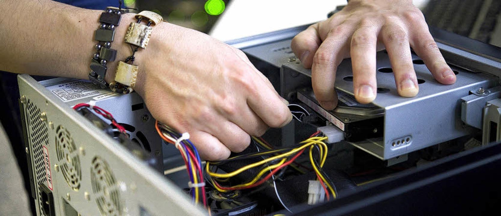 IT-Jobs: krisensicher und gut bezahlt - Computer & Men ... on