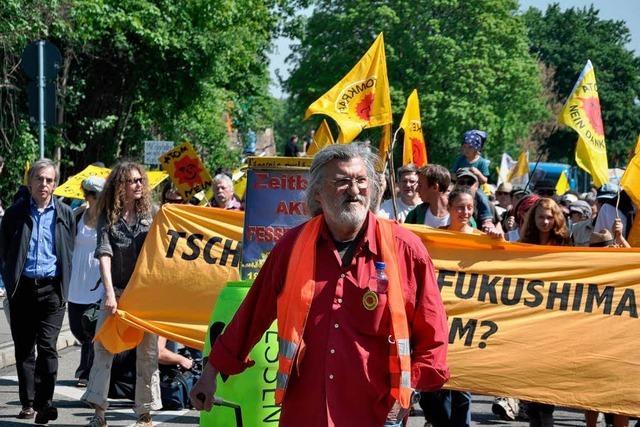Reaktion auf Sarkozy-Besuch: Der Protest gegen Fessenheim wird weitergehen