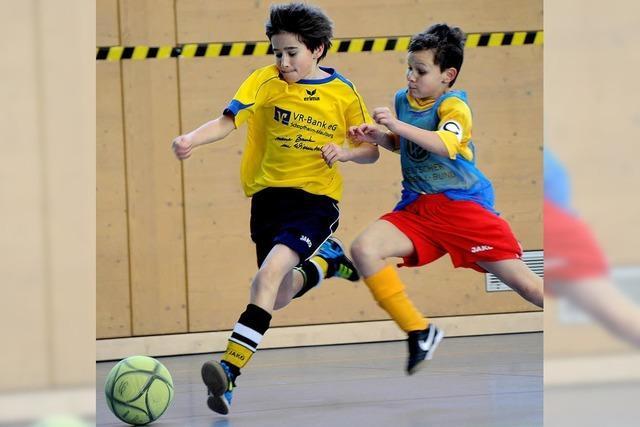 Zeller Realschüler lassen den Ball laufen