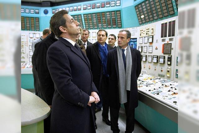 Scherer kritisiert Sarkozy