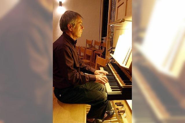 Stücke für kleine Orgel