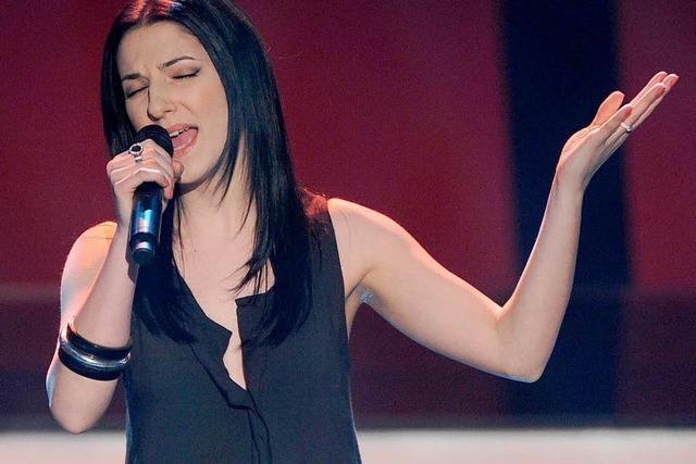 Ornella singt sich mit starken Balladen ins Halbfinale