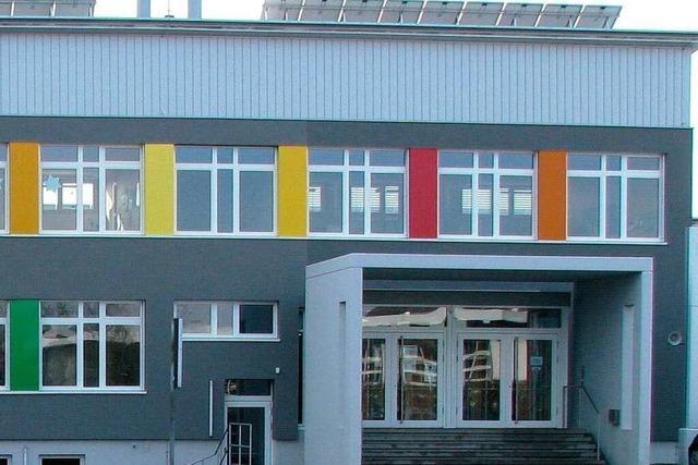 Besuch bei der künftigen Gemeinschaftsschule Schwanau