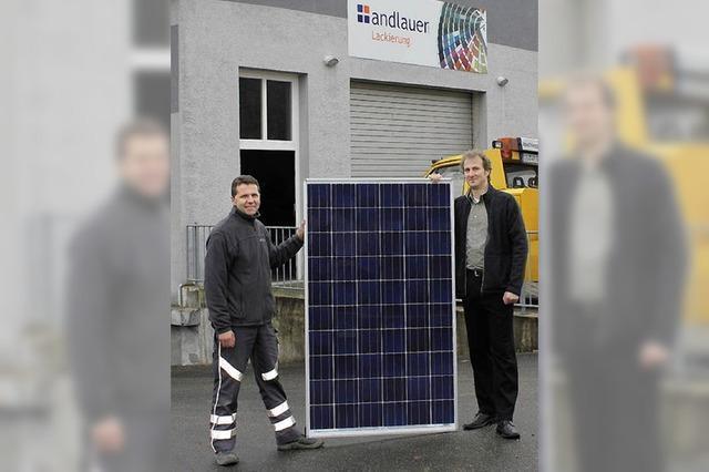 Bürgerenergie baut zweite Solaranlage