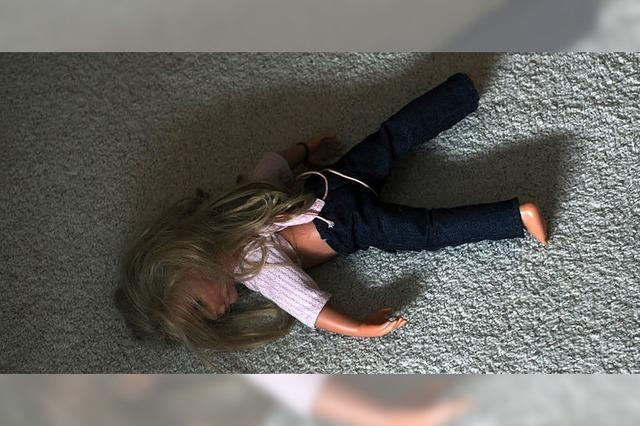 Bewährungsstrafe für Vater, der sein Baby quälte