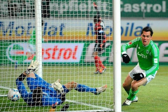 SC Freiburg verliert in Wolfsburg mit 2:3