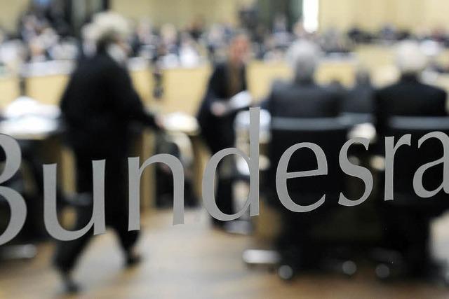 Bundesrat lehnt Steuerpläne ab