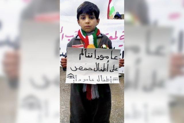 Unübersichtliche Lage in Syrien