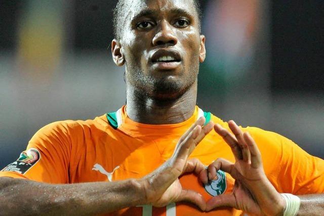 Guter Fußball und alte Probleme beim Afrika Cup