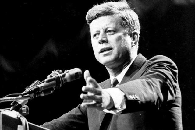 John F. Kennedys dunkle Seite