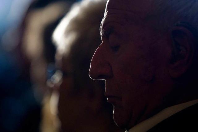 Ghetto-Renten: Sühne mit Hindernissen