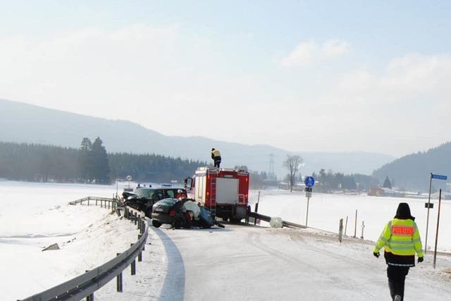 Titisee-Neustadt: Zwei Tote bei Verkehrsunfall