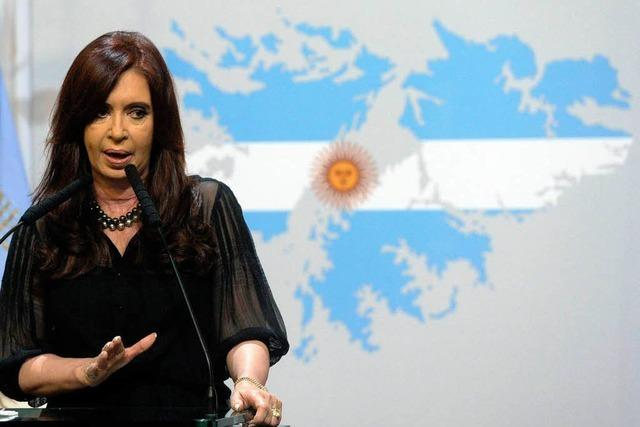 Argentinien zündet nächste Eskalationsstufe