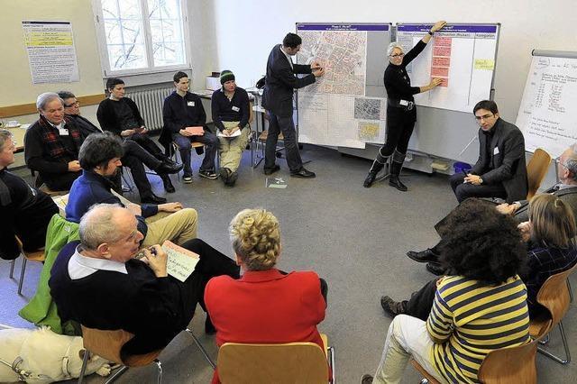 Zukunftswerkstatt Innenstadt: Alles unter einen Hut bringen