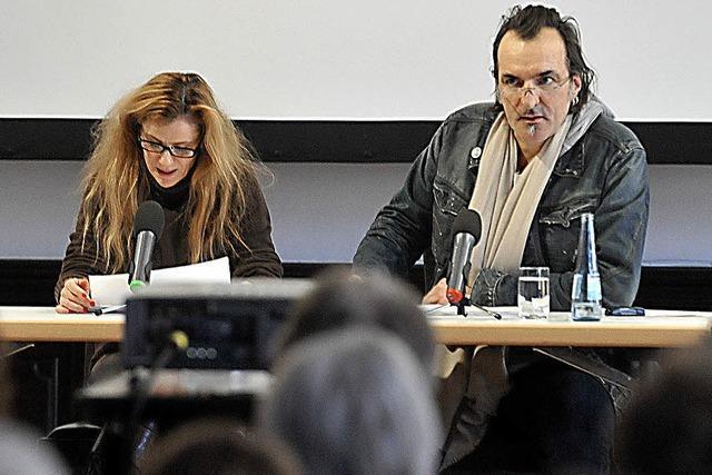 Schauspieler Andreas Hoppe wirbt für klimaneutrale Stadt