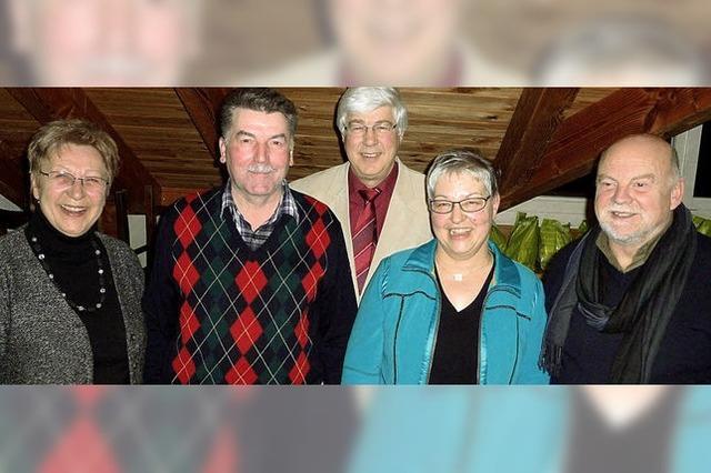 Sängerbund freut sich über vier junge Sänger