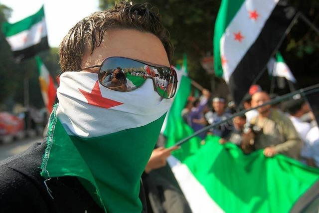 Al-Qaida ruft zum Sturz Assads auf