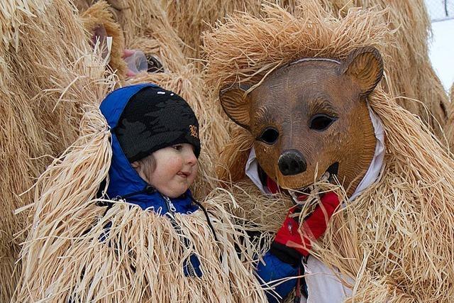 In Ewattingen tanzt bald wieder der (Stroh-)Bär