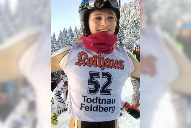 Das Lächeln der Nadine Schneider