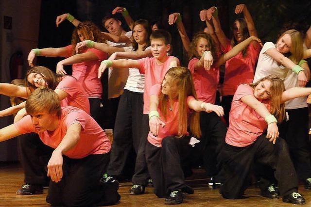 Ein Tanz sagt mehr als viele Worte
