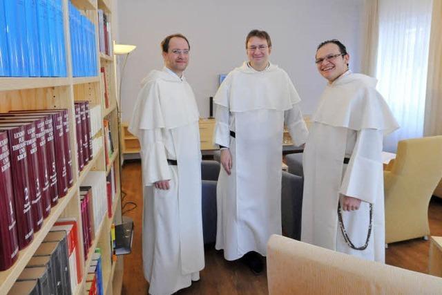 Neues Klosterleben - Dominikaner residieren am Rathausplatz