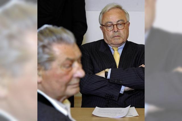 800 Millionen Euro könnten den Streit Kirch – Breuer beenden