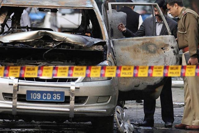 Anschläge auf Diplomaten