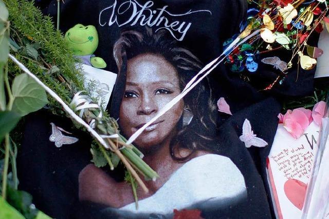 Whitney Houston soll in New Jersey beigesetzt werden