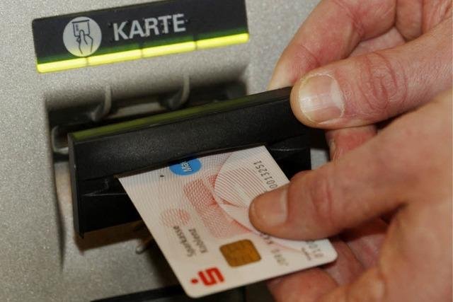 Skimming-Betrug in Freiburg – Geld in Hongkong abgehoben