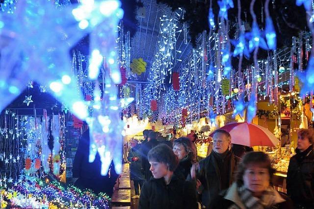 Für den Tourismus im Elsass war 2011 ein Rekordjahr