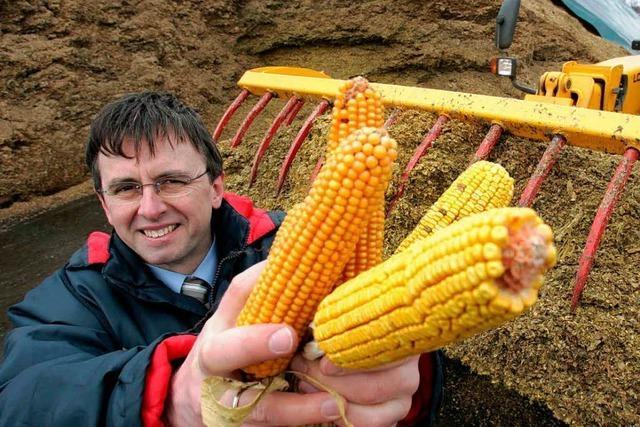 Biogas blockiert Biolandbau