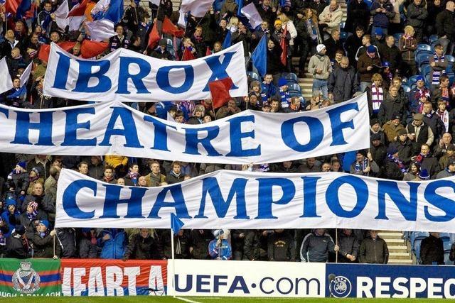 Warum stehen die Glasgow Rangers vor der Insolvenz?