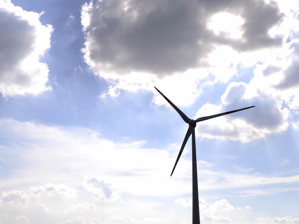 Ästhetisch oder störend? Windräder bleiben Geschmackksache.  | Foto: dapd