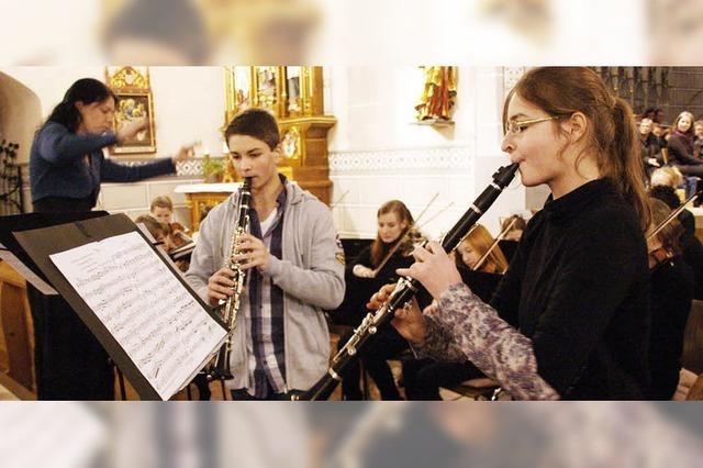 Ein Choral der ganz besonderen Art