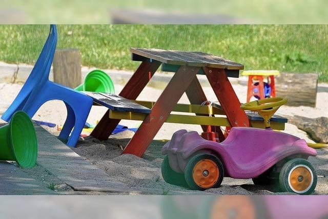 Spielplatzfinanzierung sorgt für Verdruss