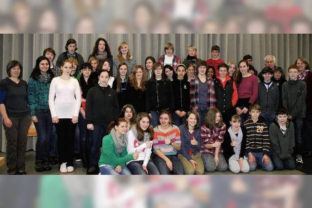 Besuch in der Zirkusschule Basel