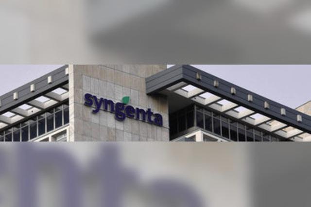 Syngenta plant Ausbau im Basler Rosentalareal