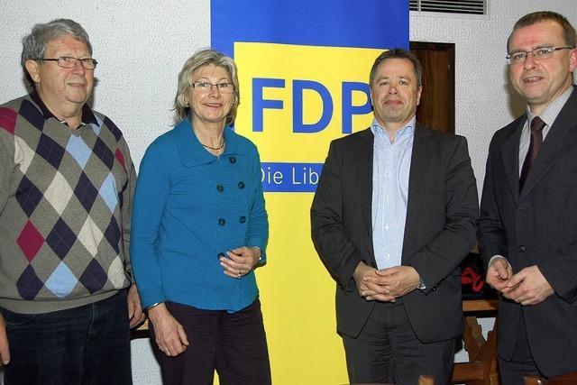 FDP-Chef Martin Weber bleibt im Amt