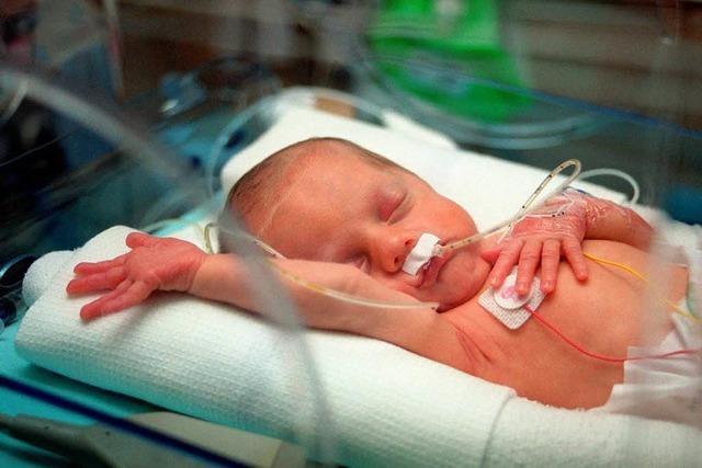 Uniklinik: Weitere Babys angesteckt – Hygienemängel?