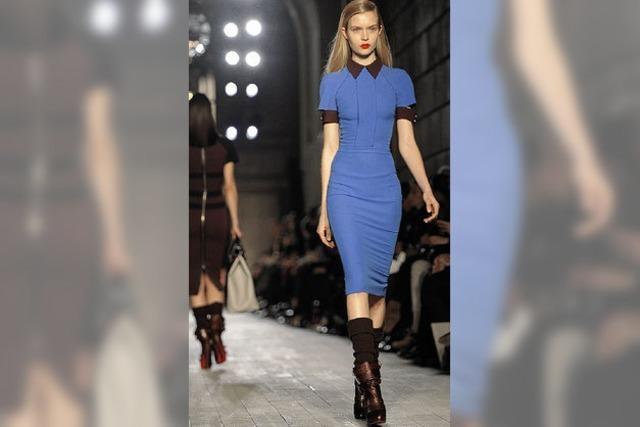 Modewoche in New York: Desinger zeigen viel Pelz
