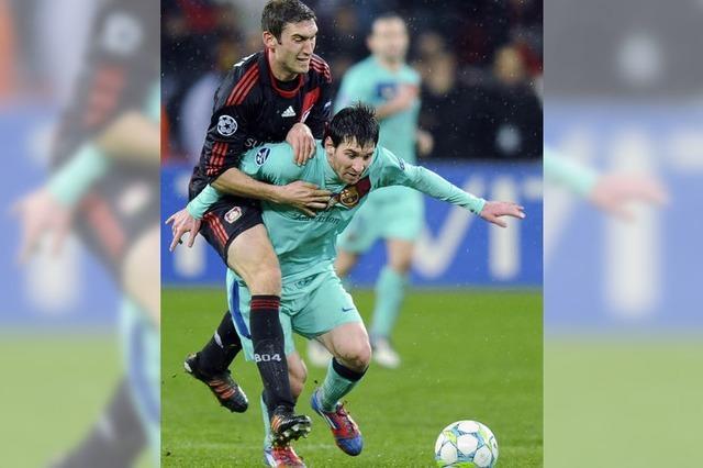 Leverkusen chancenlos: Nicht in diesem Leben