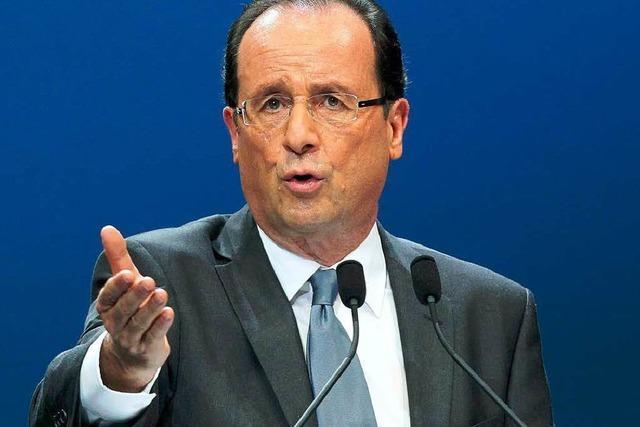 Präsidentschaftswahlkampf: Hollande gegen Sarkozy
