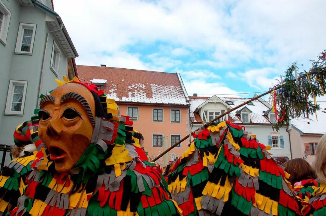 Zäche ue!  | Foto: Binner-Schwarz