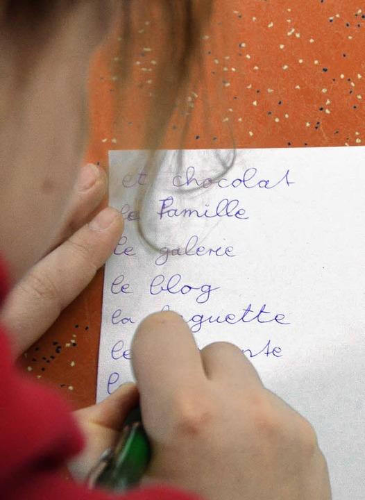 Spaß Auf Französisch