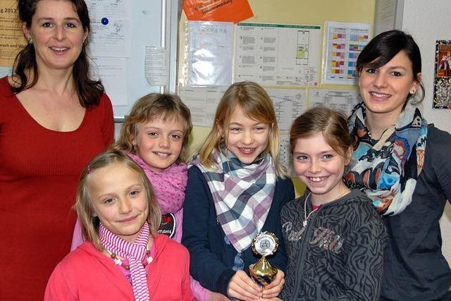 Sasbacher Turnerinnen stehen im Landesfinale